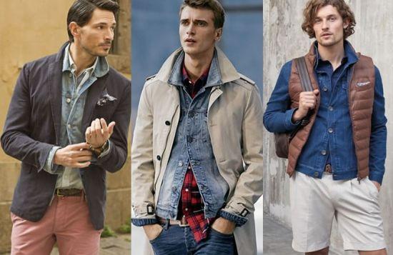 Денимът за мъже е много повече от един чифт панталони тази пролет
