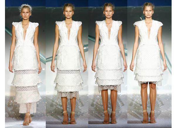 Живите рокли на Чалаян – мода, каквато не сте виждали до сега!