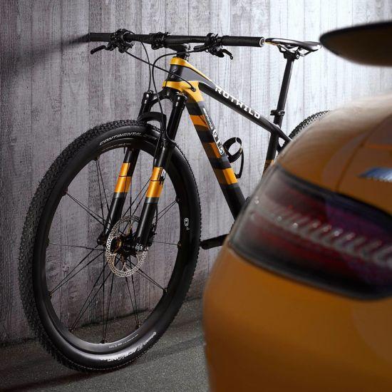 ROTWILD GT S – Връзката между Mercedes и най-добрите планински велосипеди.