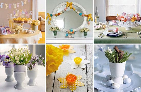 Тематични идеи за цветен Великден