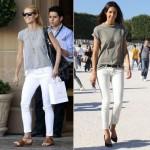 Белите джинси – споделена любов от Джейн Бъркин до днес