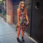 Търсим в Instagram по ключова дума #Fashionblogger