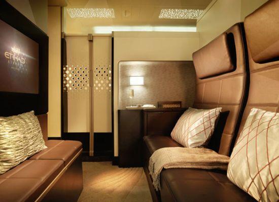Etihad Airways и техните хотели на крилете на Airbus A380