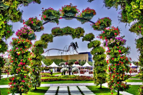 Градината на чудесата съществува – в Дубай