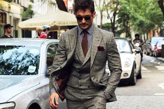 Време за мъже: 10-те  правила и особености на мъжкия костюм