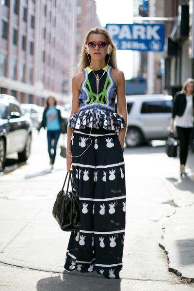 Bold-maxi-street-style-at-New-York-fashion-week-SS14