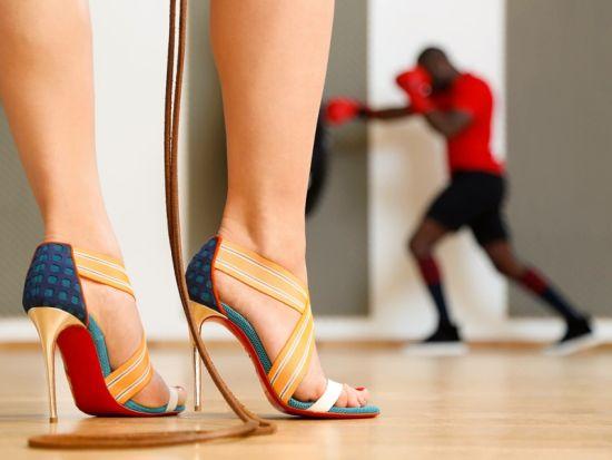 Серия поредна – фитнес, носталгия и обувките на Louboutin