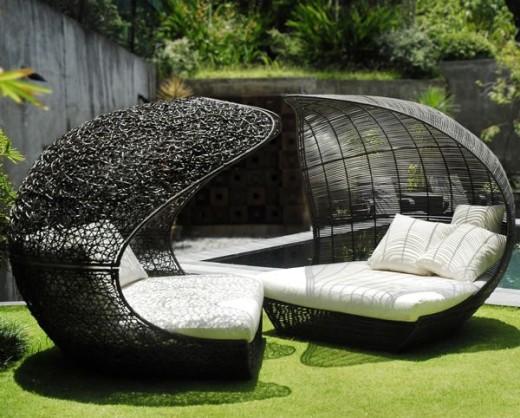 Мебелите, които ще ви предизвикат да си направите градина