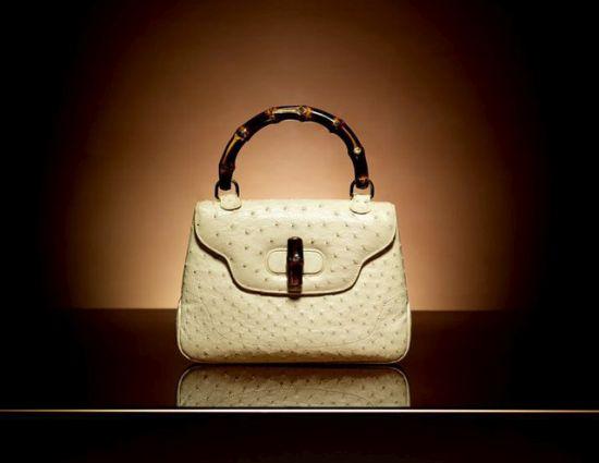 Gucci и чантата с бамбукови дръжки
