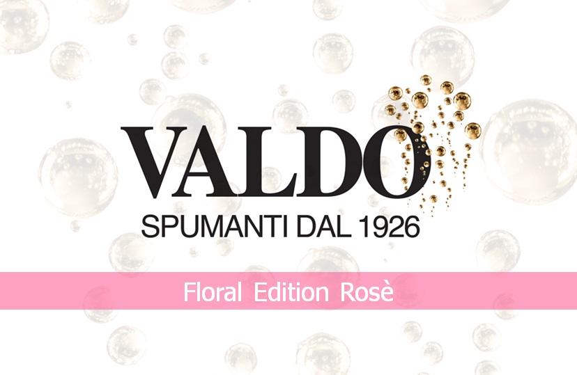 Valdo Floral Edition Rosé – виното, което ще познаете по вкуса и дизайна на бутилката