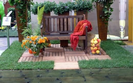 Свежи идеи за градината