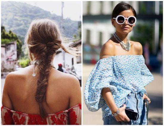 Когато раменете ни са нашият моден акцент