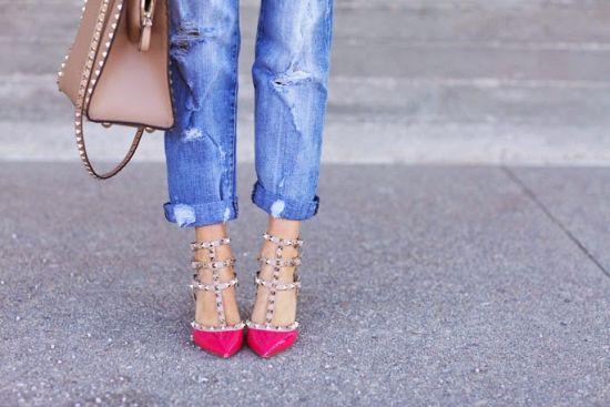 Колко често виждате тези обувки и защо? Историята на иконичните Rockstud