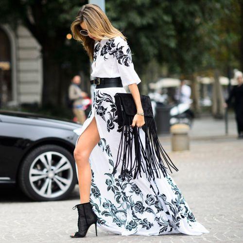 Когато дрехата означава свобода: Как да носим макси рокли