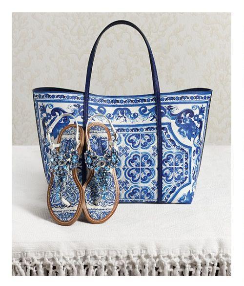Dolce&Gabbana – нова серия принтове, на които не можем да устоим
