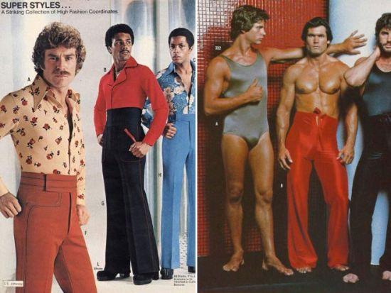 Как са изглеждали мъжете през 70-те? Мода и стил, които не искаме да се повтарят