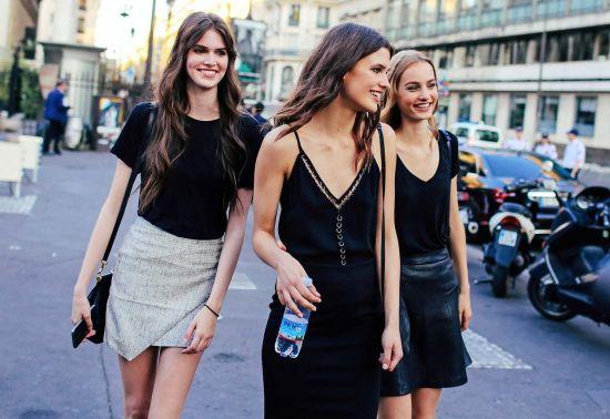Красивият Париж по време на Седмицата на висшата мода