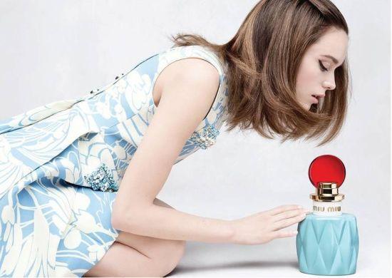 Нещо, което да очакваме: Първи парфюм от Miu Miu