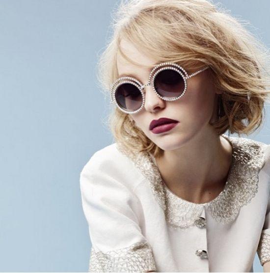 Дъщерята на Джони Деп – неизбежният избор на Chanel