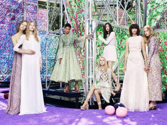 Фламандските художници вдъхновиха Раф Симънс за Dior