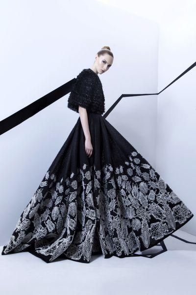 Тези рокли светят на тъмно. Rami Kadi Couture за есен 2015