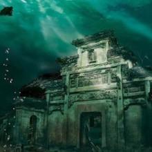 Минало от дълбините: Четири подводни града – цели светове