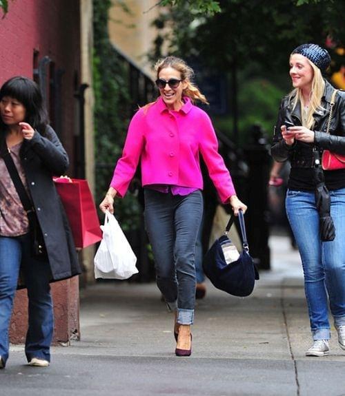 Като по улиците на Ню Йорк! Как го правят жените там?