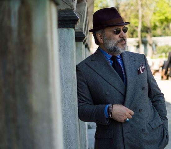 Джани Фонтана – италианецът с много професии и модни лица