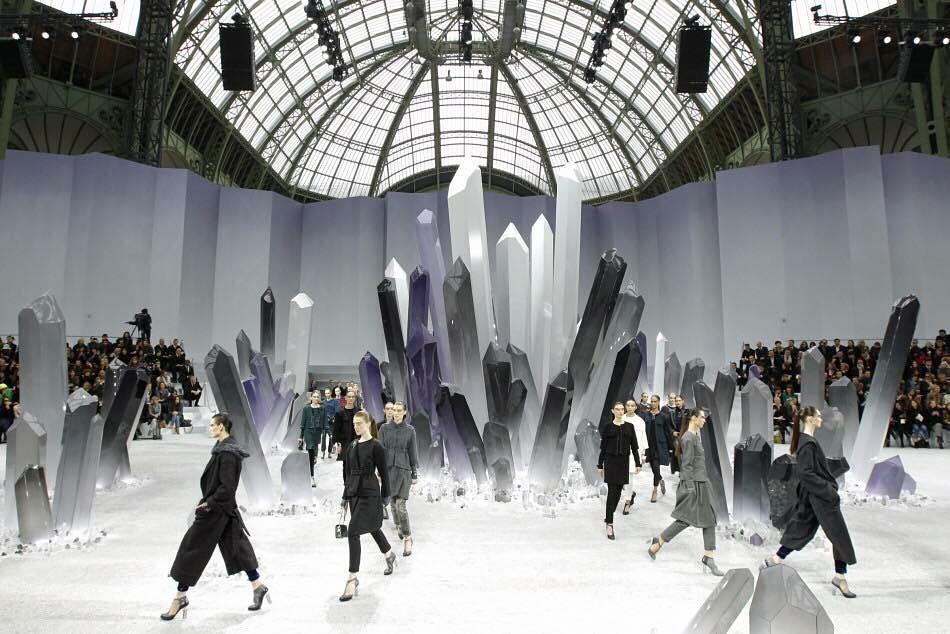 Десет кадъра от най-впечатляващите ревюта на Chanel