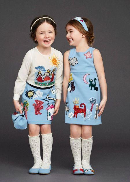 """Малкото ми """"Аз"""". Една детска колекция дрехи, усмивки, мечти"""
