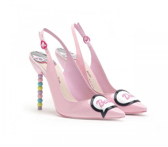 Обувките на Barbi за големи момичета от Sophia Webster