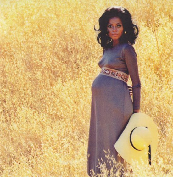 Diana-Ross-Pregnant