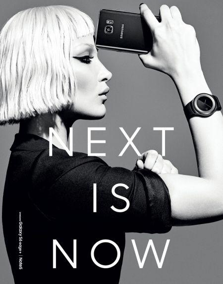 От Samsung за Galaxy S6 Edge+ и Note 5: Най-модната реклама на мобилни устройства до сега