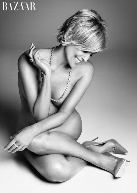 Шарън Стоун – гола и вечна!