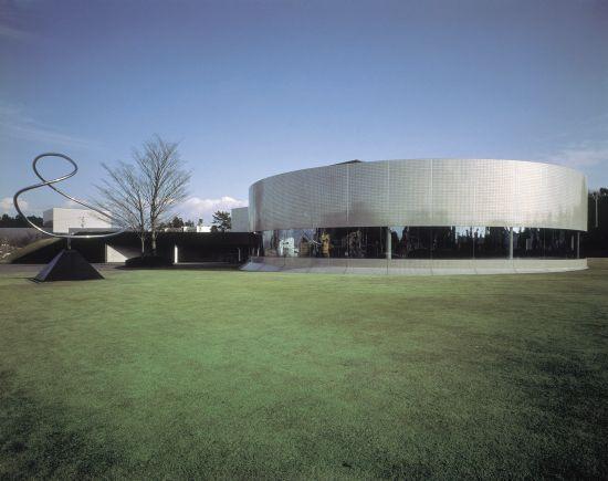 Shiseido Art House (Shizuoka, Japan 1978)