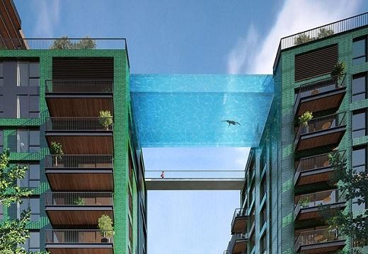 Sky pool – бъдещата забележителност на Лондон