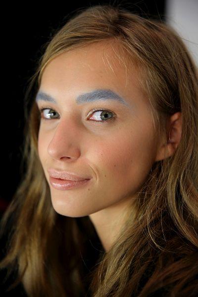 Badgley Mischka - Backstage - Mercedes-Benz Fashion Week Spring 2015