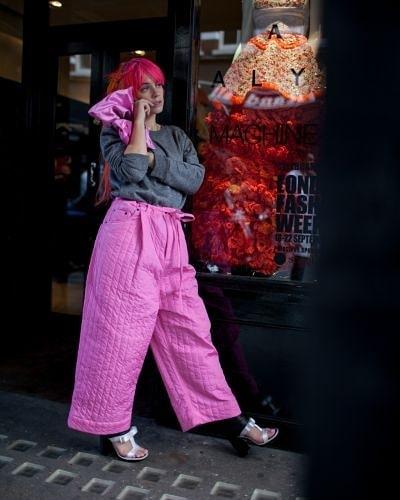 Street style афери: ЛОНДОН