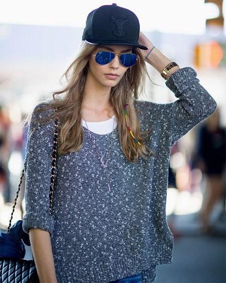 Street Style афери: НЮ ЙОРК