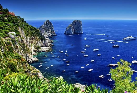 Красота насред водата. 10-те най-красиви острова на планетата (I част)