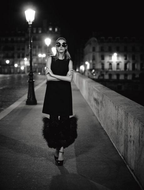 Една нощ в Париж – градът на тъмно и модните му превъплъщения
