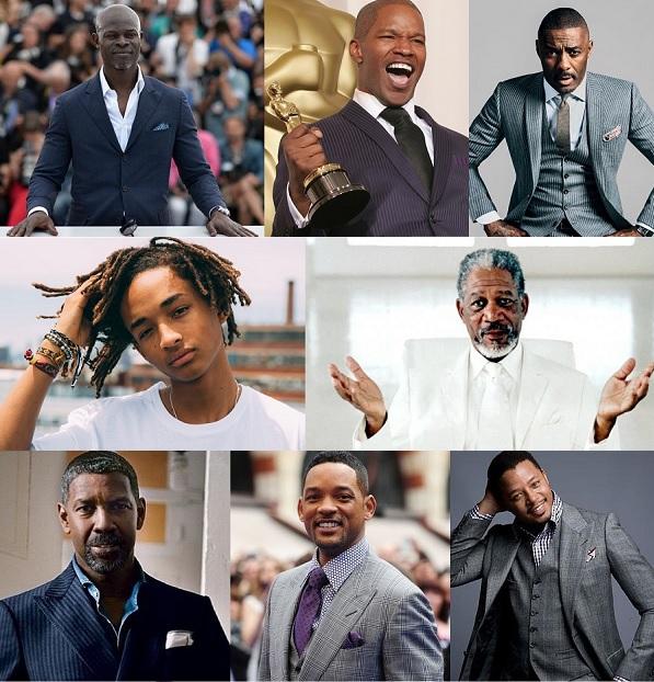 """""""Тъмната"""" страна на Холивуд – любимите ни тъмнокожи актьори"""