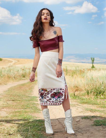 ЕСМЕ на YVAILO – една модна приказка, в която ще загубите невинността си