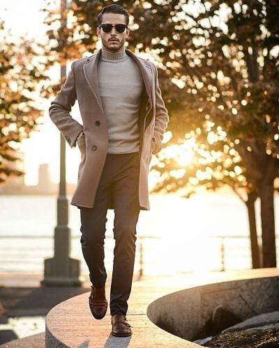 За мъжките палта, как се избират и на какво да обърнете внимание