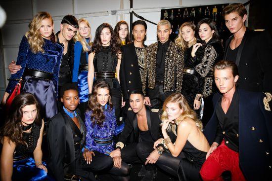 Balmain x H&M беше представена в Ню Йорк. Колекцията, цените и всичко останало