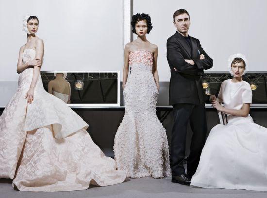 Раф Симънс напуска Dior