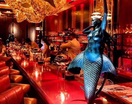 Sexy Fish – мястото за азиатска кухня и съвременно изкуство в Лондон