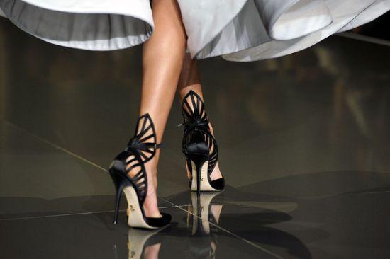 Ralph & Russo – една галерия обувки… почти като на Пепеляшка