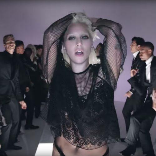 Lady Gaga в дигитално ревю на Tom Ford