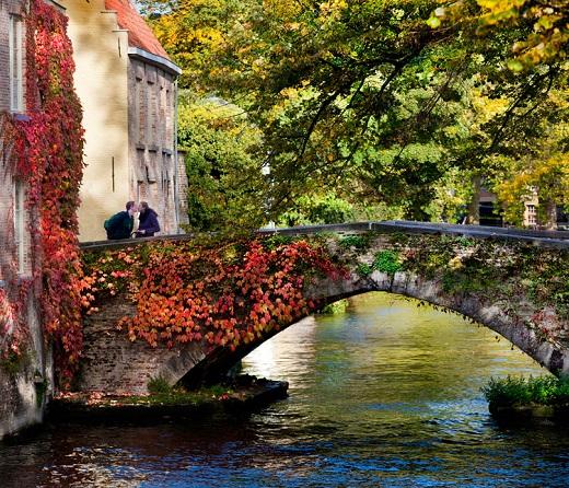Кои градове в Европа да посетите през есента